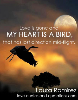 really sad quotes about love