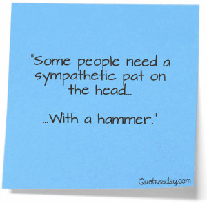 Funny Quotes Hammer » Funny Quotes Hammer