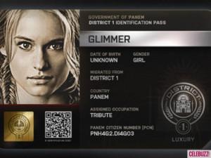 Glimmer Card