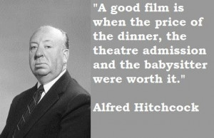 Alfred hitchcock famous quotes 1