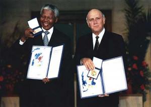 ALBUM 2: With Nelson Mandela