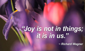 Use Quotes About Joy as Joyful Affirmations