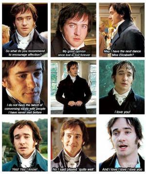 ... Heart, Pride And Prejudice, Jane Austen, Mr Darcy Quotes, Best Quotes