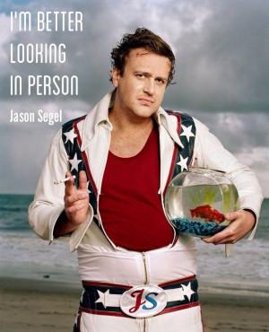 Jason Segel #quote #hero
