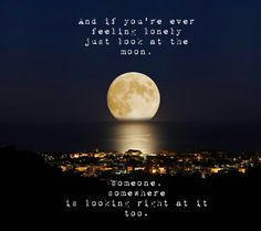 Moon Quote More