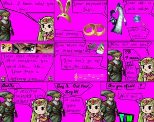 Legend of Zelda Funny Quotes