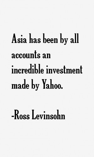 has been by all accounts an incredible investment made by Yahoo