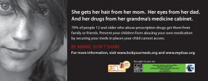 New Prescription Drug Abuse Campaign