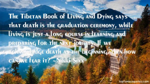 Quotes About Tibetan Death Pictures