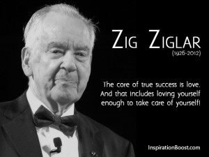 Zig Ziglar Loving Yourself Quotes