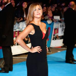 Jennifer Aniston's Dress at the Horrible Bosses 2 Premiere