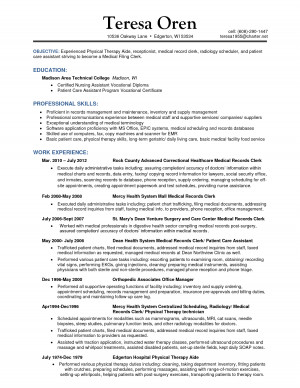 Resume Sandles Certified Coder Experienced Free Letter And