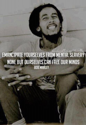 Collection Of Awesome Bob Marley Quotes