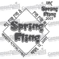 Spring Fling T Shirt Design Ideas
