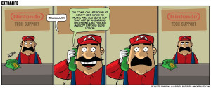 Mario, of Super Mario Bros. fame, is more than just a plumber — he ...