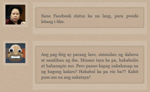 Submit Tagalog Quotes, Pick Up Lines, Jokes