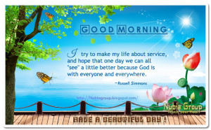 Nice Quotes to start your Day ! (07/12)