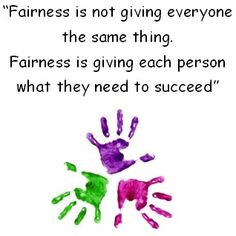 This quote perfectly describes what being inclusive is all about. All ...