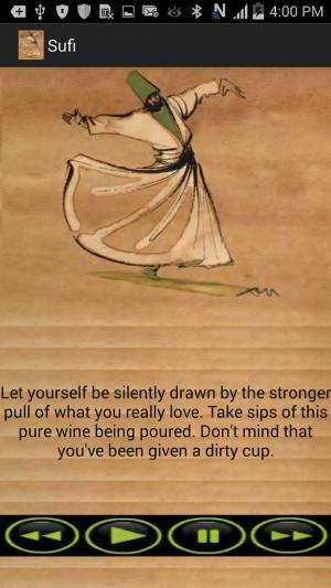 Sufi Music & Rumi Quotes 1.0 screenshot 2