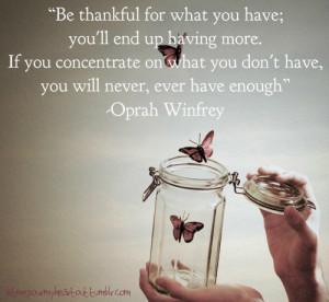 Oprah, quote, famous, wise words, butterflies, sommerfugle, kloge ord
