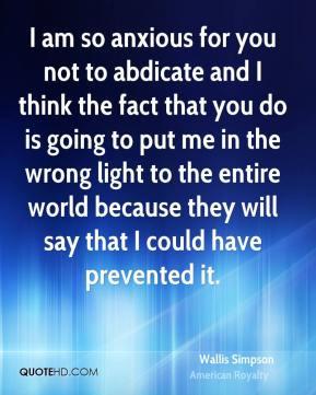 Abdicate Quotes