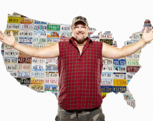 Larry The Cable Guy Small