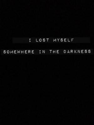 Lost Myself