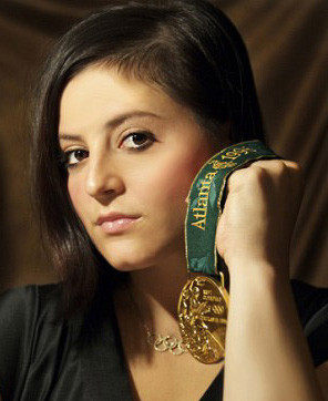 won gold or silver at Olympics past with a gymnast Dominique Moceanu ...