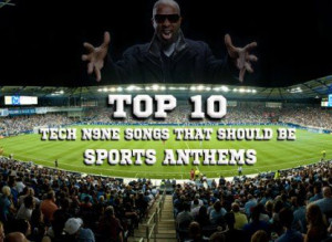 Top 10 Tech N9ne Songs That Should Be Sports Anthems