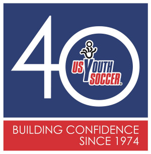 Girls Soccer Logo Us youth soccer celebrates