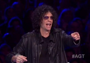 howard stern at the agt tampa auditions youtube com howard stern at ...