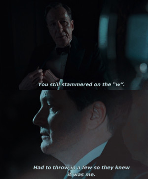 The King's Speech Quote