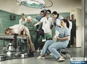Thread: Funny surgery pics