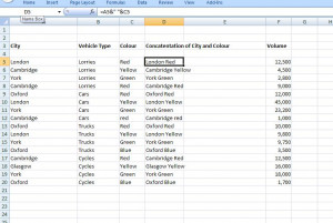how to use single quotes in excel formula