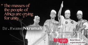 Kwame Nkrumah Quotes