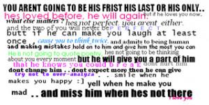 missing him love quotes