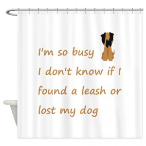 Funny Quote For The Stressed Busy Dog Owner Pet An Gifts > Funny Quote ...