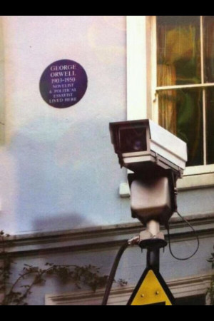 omission is the most powerful form of lie george orwell