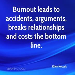 Burnout Quotes
