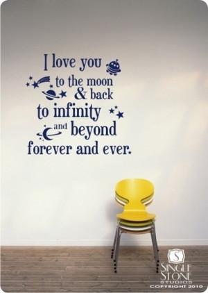 Infinity and Beyond!