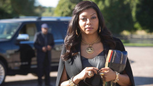 by Taraji P. Henson, visits an old friend in the