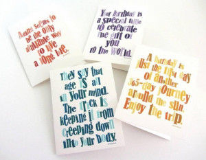 Birthday card quotes for friend