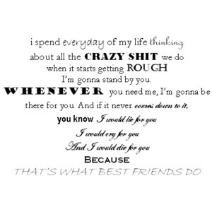 Best friend sayings image by AlaskanBeauty_93 on Photobucket