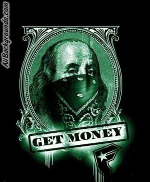 Get Money Twitter, Myspace Backgrounds