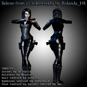Selene from