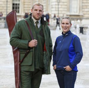 ... > British Royal Family > Topic: Zara Phillips & Michael Tindall NEWS
