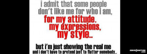 About Me Quotes For Facebook Profile All about me! facebook cover.