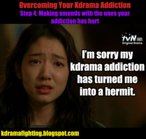 Learning to live a new life with a new code of kdrama behavior
