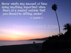 This seemed the perfect quote to end on. Go… enjoy your beachy ...