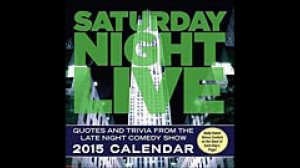 Saturday Night Live Quotes and Trivia 2015 Desk Calendar